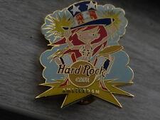HARD ROCK CAFE PIN AMSTERDAM 4TH OF JULI 2003