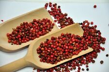 """12gr(1/2oz) """"NEW""""Organic RED/PINK PEPPER Whole Spices peppercorns/FREE SHIPPING"""