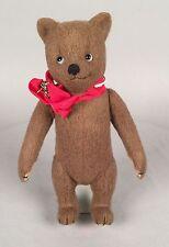 R. John Wright Doll - Teddy Bear - Fullly Jointed - LE 317/2500 COA
