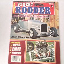 Street Rodder Magazine How To Install Glass Fenders April 1978 060517nonrh