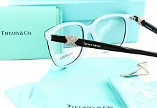 TIFFANY & CO 2111-B 8193 Eyeglasses Optical Frames Glasses Black & Blue 54mm