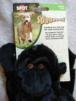 Skinneeez Monkey Stuffing Free Dog Toy Squeaks Soft 23""