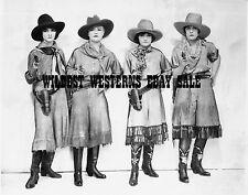 Sexy MARY PHILBIN cowgirls BOOTS pistol gun photo LAURA LA PLANTE Marian Nixon