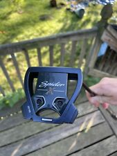 """New listing Taylormade Spider X Putter Navy/White 35"""" RH"""