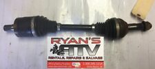 2008 Can-Am Outlander 650XT 4x4 LEFT HAND REAR CV Axle