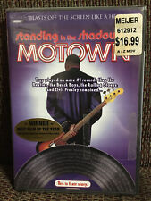 New Sealed/ Standing in the Shadows of Motown / DVD, 2003, 2-Disc Set