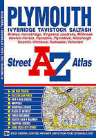 (Good)-Plymouth Street Atlas (Paperback)-Geographers A-Z Map Company-1843485419
