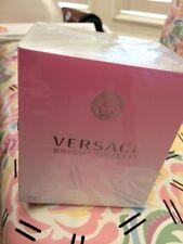 Versace Bright Crystal Eau De Toilette 3.0 fl oz/90mL Brand New Womens Spray