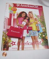 Brand New AMERICAN GIRL DOLL Catalog May 2014 Rainy Day Birthday Dive Summer Fun