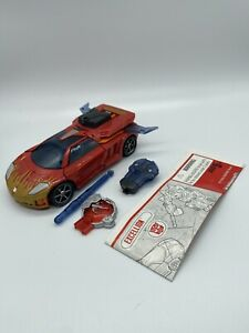 Transformers Cybertron Excellion Complete Deluxe Class