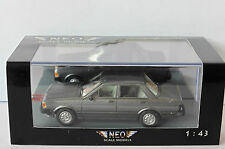 DATSUN BLUEBIRD U910 1.8 GL METAL GREY 1979 NEO 44503 1/43 LIMITED EDITION 300