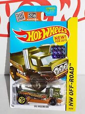 Hot Wheels New For 2015 #90 The Haulinator Dark Green From RLC Factory Set