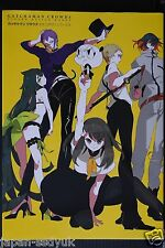 JAPAN Gatchaman Crowds Kinako Design Works (Art Book)