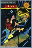 The Maze Agency #8 1989 Mike Barr Adam Hughes Innovation Comics