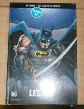 More details for dc comics legend of batman hardback graphic novels collection #94 legacy pt 2