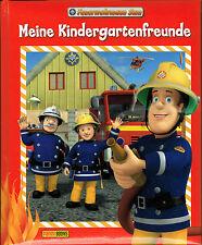 Feuerwehrmann Sam: Meine Kindergartenfreunde, Panini, Freundebuch, NEU