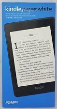 Amazon Kindle Paperwhite 2018 32GB mit Spezialangeboten, schwarz - in OVP