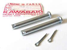 Kawasaki hinge Seat Cotter Clevis Pivot Pins s2 s3 s1 h1 h2 z1 kz650 kz750 f7 f9