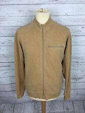 Men's Tommy Hilfiger Full Zip Top - Small - Beige - Great Condition