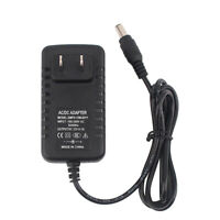 AC Converter Adapter DC 12V 1A Power Supply Charger EU Plug 5.5 x 2.5mm 1000mA