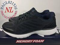 USED FILA Men's Startup Memory Foam Sneaker/Running Shoes ~ Black ~ Pick Size !