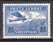 Albania - 1925 Adria-Aero / Airplane -  Mi. 128 MNH