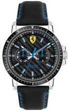 Orologi da polso Ferrari Sportivo con cinturino in pelle