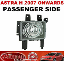 VAUXHALL ASTRA H FRONT FOG LIGHT LAMP PASSENGER NEAR SIDE SRI SXI CDTI LIFE