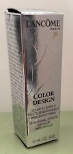 NIB Lancome Color Design Lipstick ~ 313 Poodle Skirt ~