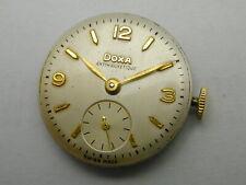 DOXA 20 MM WATCH MOVEMENT RUNS 4 PARTS, 951 634-7742