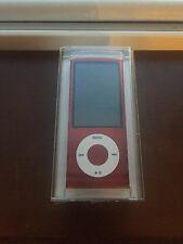 Apple iPod nano 5th Generation (PRODUCT) RED Red (8GB) NEW