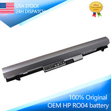 Genuine OEM RO04 Battery HP ProBook 430 G3 RO06 805292-001 805045-851 HSTNN-PB6P