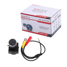 HD 700TVL CMOS 2.8-12mm Zoom Lens Mini CCTV Security Camera Audio Video DIY New