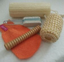 Bath Exfoliating Set - 5 Items