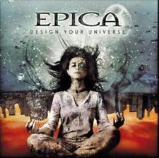 Epica - Design Your Universe Nouveau CD