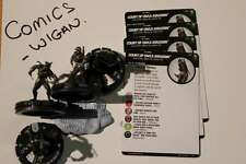 "DC HeroClix ""Joker's Wild""#11 Court of Owls Assassin (4 figures set) - Common"