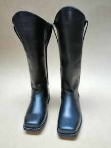 Men's Civil War Cavalry Boots Size 6 to Size 15