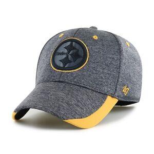 '47 Pittsburgh Steelers '47 Contender NFL Lightweight Flex Fit Football Hat