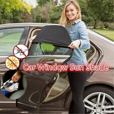 4Pcs Car Auto Sun Shade Screen Cover Sunshade Protector Front Rear Window Kit US