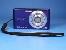 Sony Cyber-shot DSC-W530 14.1MP Digital Camera - Blue