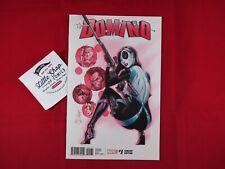 Domino #1 J.Scott Campbell 1:50 variant VF read description see photos 2018