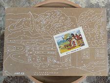 NUOVO Tavola Tavoletta legno compensato prestampata hobby mod paesaggio
