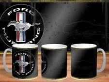 JetJet Tasse Cup Mug for fur MotoFan FORD Fan v50  mustang shelby