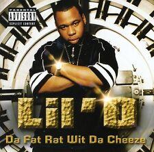 Lil O, Lil'O - Da Fat Rat Wit Da Cheeze [New CD] Explicit, Manufactured On Deman