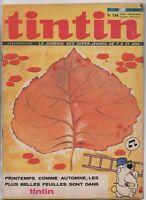 Tintin N°1195 - 1971. il Journal. Edizione Française. Copertura Dupa Cubitus