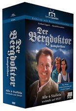 Der Bergdoktor - Komplettbox (Alle 6 Staffeln) - Gerhart Lippert, H. Krassnitzer