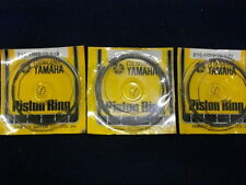 Yamaha DT175MX STD piston rings Genuine vintage classic twinshock trail enduro