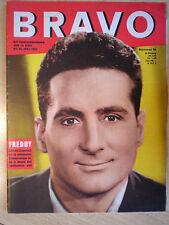 Bravo 16/1962 Brigitte Bardot, Peter Kraus - TOP