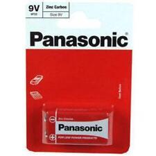 Panasonic 9v PP3 Standard Size Non Recharageble Battery