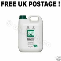 AUTOGLYM CAR BODYWORK SHAMPOO CONDITIONER 2.5L